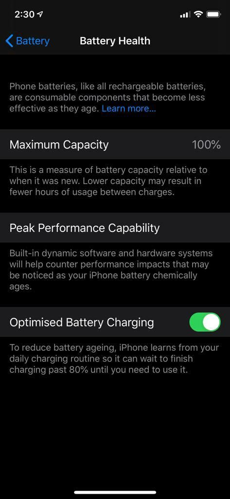 iPhone Battery Capacity Dropping? What Should you do