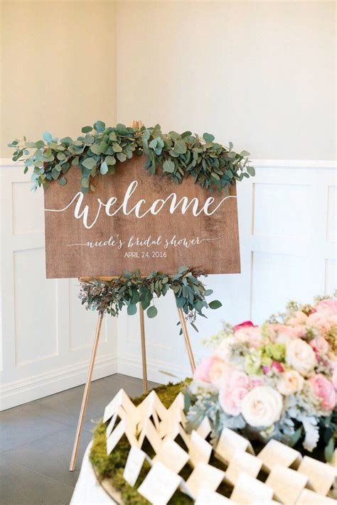 15 Chic Greenery Wedding Signs for 2018 Trends - Oh Best