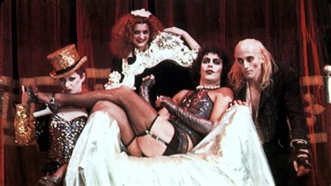 What Tim Curry Thinks of Rocky Horror Picture Show's Fox