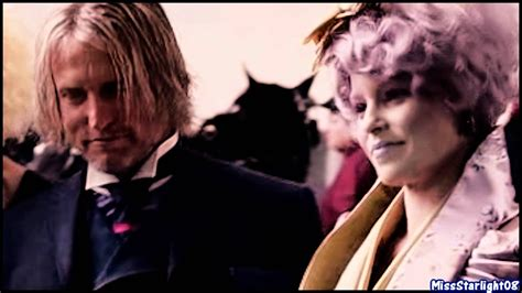 Effie & Haymitch    What Makes You Beautiful - YouTube