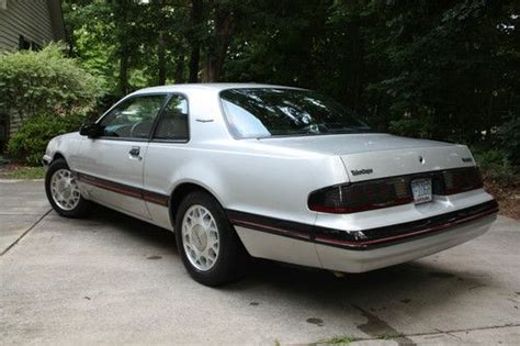 Purchase used 1988 Ford Thunderbird Turbo Coupe in Wake