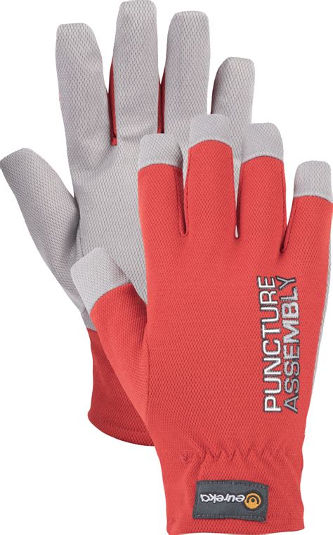 Eureka - Puncture Assembly Red | OX-ON Designed to protect