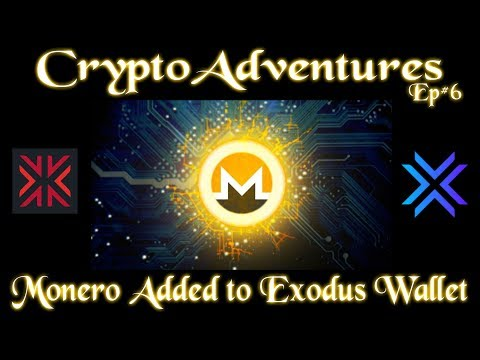 My New Best Bitcoin (and altcoin) Wallet - Exodus Wallet