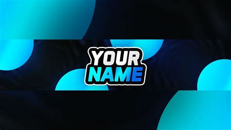 NEW FREE GFX - YOUTUBE BANNER TEMPLATE 2018! - (NEW FREE