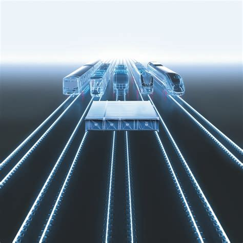 Traction converters | Components for traction applications