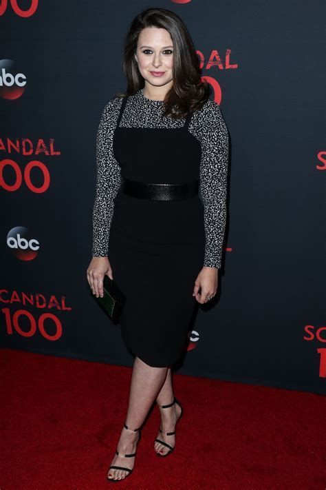 """Katie Lowes - ABC's """"Scandal"""" 100th Episode Celebration in"""