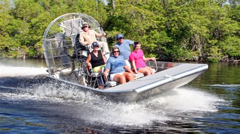 Everglades Airboat Tours & More - Captain Jack's Airboat Tours