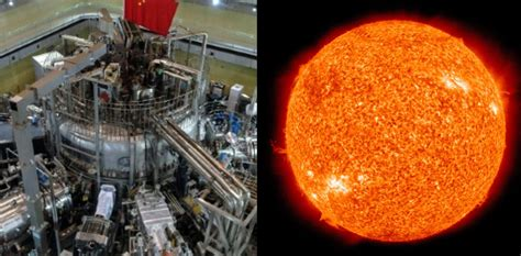'Artificial sun': China's quest for clean, limitless