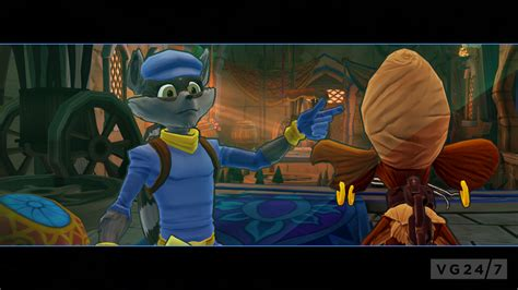 Sly Cooper sneaks out of gamescom - VG247