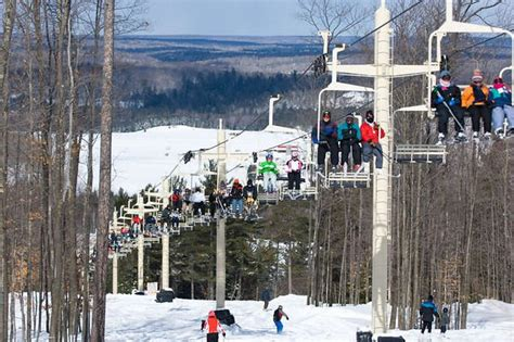 Michigan Ski Hill to Remain Closed This Winter | First