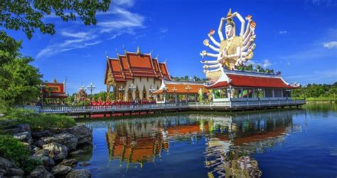 City & Beach with Koh Samui   Thailand Vacations   Goway