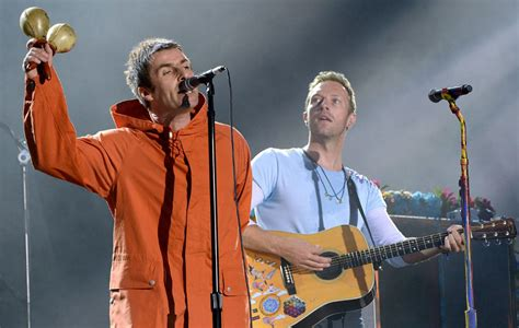 Liam Gallagher shares his new opinion of Coldplay