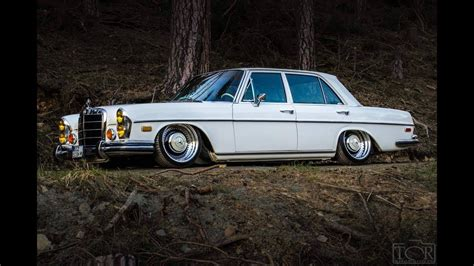 Edelweiss Jagdvideo - Mercedes Benz W108 bagged classic