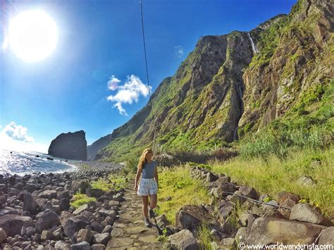 How to escape the crowds in Madeira - WORLD WANDERISTA