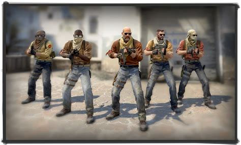 Here's a deeper look at Counter-Strike: GO's improved