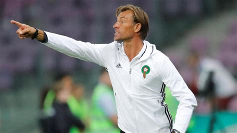 Herve Renard leads solid Morocco at World Cup aiming to