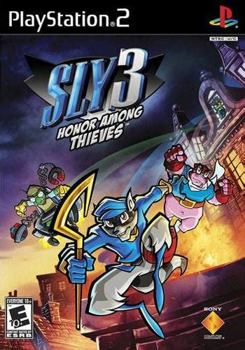 Sly 3: Honor Among Thieves - PlayStation 2 - IGN