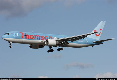 SE-RFS TUIfly Nordic Boeing 767-304(ER) Photo by Ronny