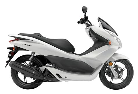 Motorcycle Pictures: Honda PCX 125 - 2011