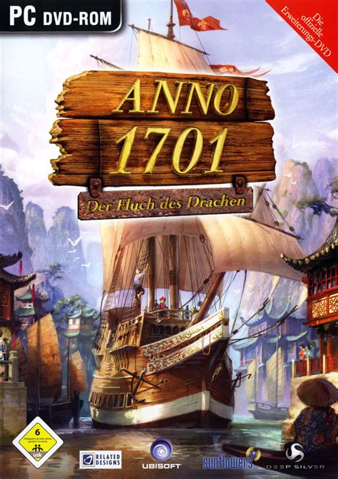 Anno 1701: The Sunken Dragon for Windows (2007) - MobyGames