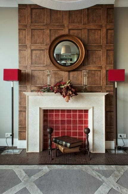 20 plus Fake Fireplace Designs and Spectacular DIY