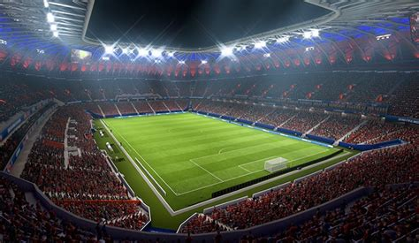 FIFA 18 World Cup 2018 Stadiums - What Stadiums are