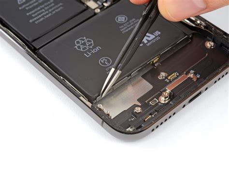 iPhone X Battery Replacement - iFixit Repair Guide
