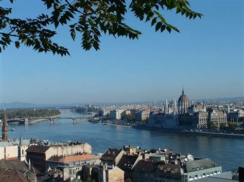 Budapest, Hungary - Queen City of the Danube River