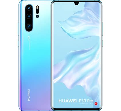 Huawei P30 Pro 128GB White/Purple - Coolblue - Before 23