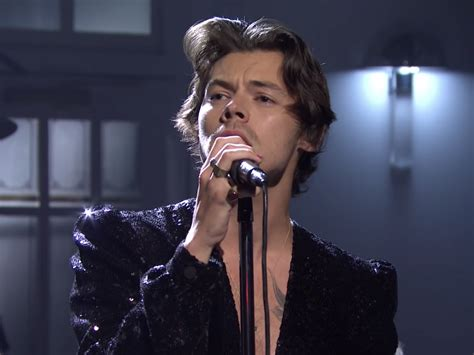 Harry Styles Sings, Hosts And Acts On 'SNL' — And Shows
