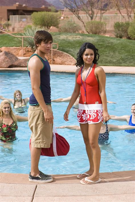 Picture of Vanessa Anne Hudgens in High School Musical 2