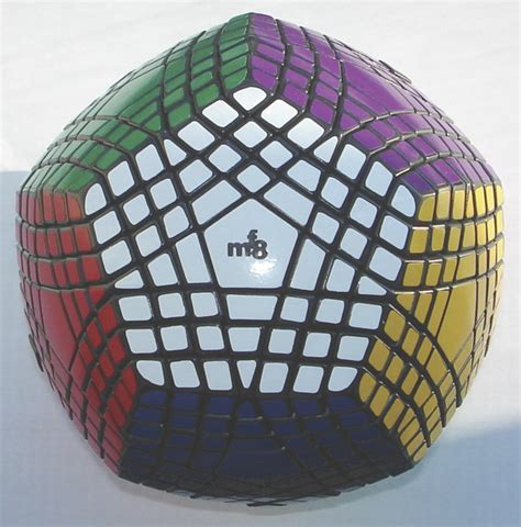 If you add more sides to a Rubik's cube does it still work