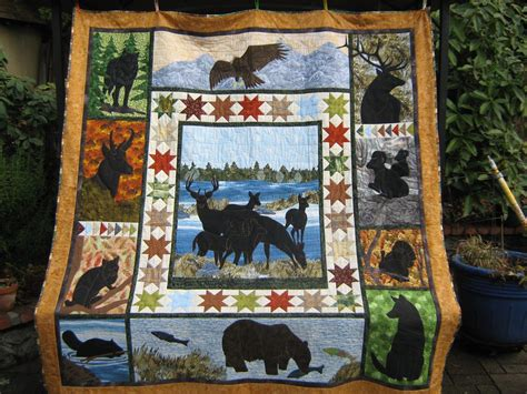 Another June Jaeger quilt pattern (Log Cabin Quilts