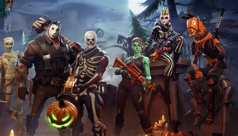 Epic Games Confirms Fortnite Halloween Event