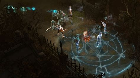 How does Diablo 3's new Necromancer differ from its Witch