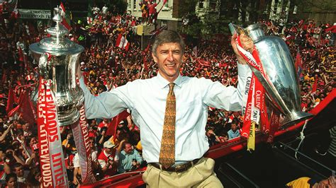 The Wenger Years | Fans | News | Arsenal