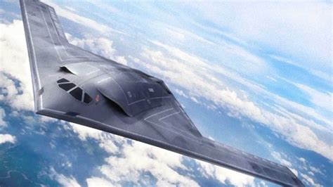 Secret Stealth Bombers of the Future - YouTube