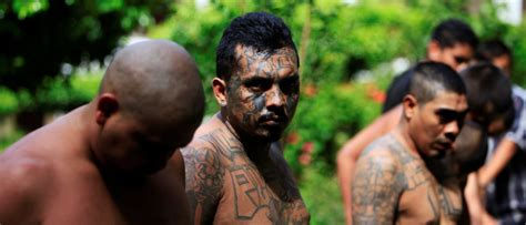 MS-13 Gang Member And Convicted Murderer Returns To Long