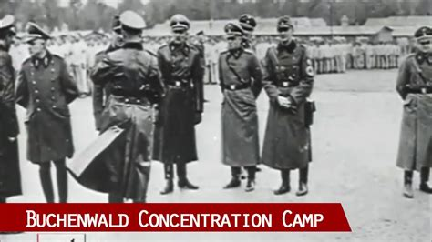 Buchenwald Concentration Camp - YouTube