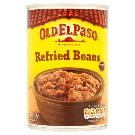 Old El Paso Refried Beans - Mexican