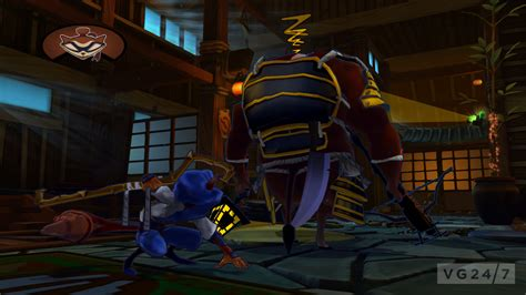 Gameplay features and screens drop for Sly Cooper: Thieves