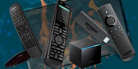 7 Best Universal Remotes for Amazon Fire TV [Stick & Cube